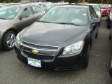 2012 Black Granite Metallic Chevrolet Malibu LS #55708895