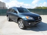 2011 Black Forest Metallic Toyota RAV4 Sport #55709179