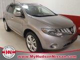 2010 Platinum Graphite Metallic Nissan Murano LE #55708755