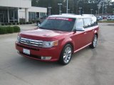 2010 Red Candy Metallic Ford Flex Limited #55709385