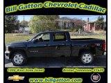 2012 Black Chevrolet Silverado 1500 LT Crew Cab 4x4 #55757183