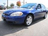 2006 Laser Blue Metallic Chevrolet Impala LTZ #55757147