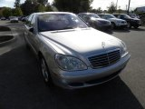 2004 Brilliant Silver Metallic Mercedes-Benz S 430 Sedan #55756935