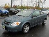 2007 Blue Granite Metallic Chevrolet Cobalt LS Coupe #55757104