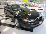 2001 Black Ford Mustang GT Coupe #55756883