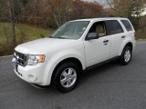2009 White Suede Ford Escape XLT V6 4WD #55757079