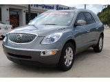 2008 Blue Gold Crystal Metallic Buick Enclave CXL #55779532
