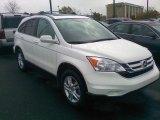 2010 Taffeta White Honda CR-V EX-L AWD #55779131