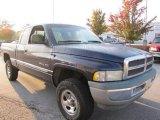 1999 Deep Amethyst Pearl Dodge Ram 1500 SLT Extended Cab 4x4 #55779468