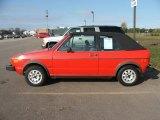 Volkswagen Cabriolet 1985 Data, Info and Specs