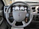 2008 Dodge Ram 1500 ST Quad Cab 4x4 Steering Wheel