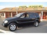 2005 Black Mercedes-Benz ML 350 4Matic #55779783