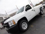 2012 Summit White Chevrolet Silverado 1500 Work Truck Regular Cab #55779428