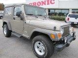 2006 Light Khaki Metallic Jeep Wrangler Unlimited 4x4 #55779423