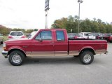1995 Ford F150 XL Extended Cab 4x4 Exterior