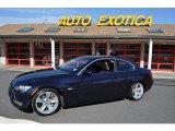 2007 Monaco Blue Metallic BMW 3 Series 335i Coupe #55779777