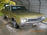1968 Buick Skylark Custom Coupe