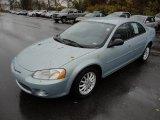 2002 Chrysler Sebring LX Sedan Front 3/4 View
