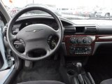 2002 Chrysler Sebring LX Sedan Dashboard