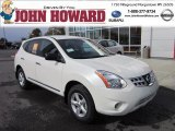 2012 Pearl White Nissan Rogue S Special Edition AWD #55779743