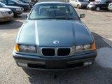 1997 Morea Green Metallic BMW 3 Series 328i Convertible #55779375