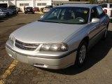 2001 Galaxy Silver Metallic Chevrolet Impala  #55779347