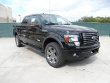 2011 Ebony Black Ford F150 FX4 SuperCrew 4x4 #55756814