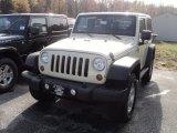 2012 Sahara Tan Jeep Wrangler Sport S 4x4 #55779697