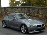 2007 BMW M Silver Grey Metallic