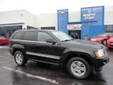2006 Black Jeep Grand Cherokee Limited 4x4 #55756767