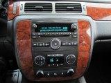 2010 Chevrolet Silverado 1500 LTZ Extended Cab 4x4 Controls