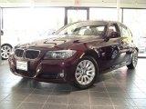 2009 Barbara Red Metallic BMW 3 Series 328xi Sedan #55779273