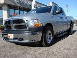 2011 Bright Silver Metallic Dodge Ram 1500 ST Quad Cab #55756621