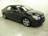 2012 Black Granite Metallic Chevrolet Malibu LT #55779639