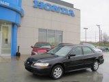 2002 Nighthawk Black Pearl Honda Accord EX Sedan #55756580
