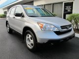 2009 Alabaster Silver Metallic Honda CR-V LX #55756577