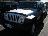 2012 Bright Silver Metallic Jeep Wrangler Sport S 4x4 #55779217