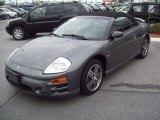 2003 Titanium Pearl Mitsubishi Eclipse Spyder GTS #55779624