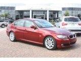2011 Vermillion Red Metallic BMW 3 Series 328i Sedan #55779616