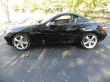 2012 Mercedes-Benz SLK Black