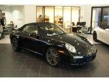 2012 Black Porsche 911 Black Edition Cabriolet #55779584