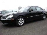 2004 Black Mercedes-Benz S 430 4Matic Sedan #55846518