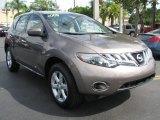 2009 Tinted Bronze Metallic Nissan Murano S #55846788
