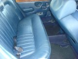 Rolls-Royce Silver Shadow Interiors