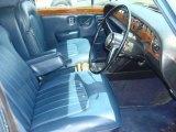1973 Rolls-Royce Silver Shadow Interiors