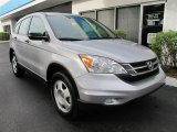2011 Alabaster Silver Metallic Honda CR-V LX #55846466