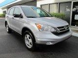 2011 Alabaster Silver Metallic Honda CR-V LX #55846465