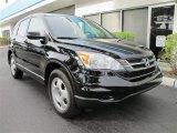 2011 Crystal Black Pearl Honda CR-V LX #55846464