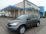 2011 Polished Metal Metallic Honda CR-V SE 4WD #55846754