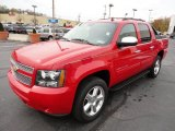 2012 Chevrolet Avalanche LS 4x4 Data, Info and Specs